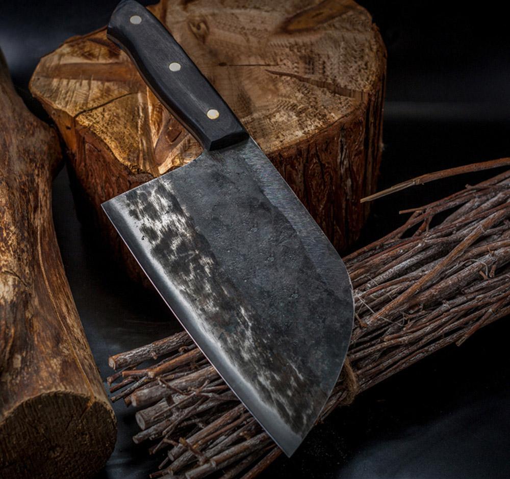 Almazan Serbian knife